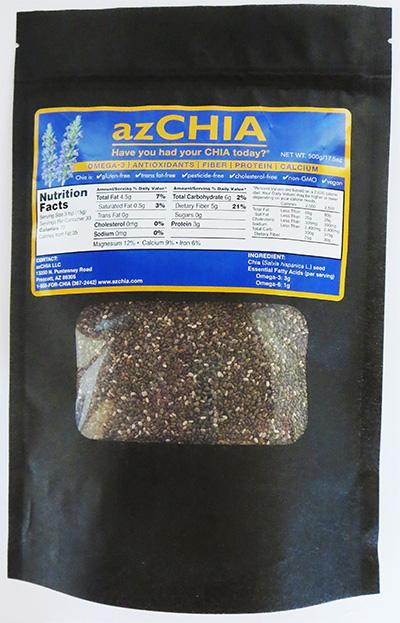 AZChia product